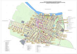 Карта размещения контейнеров пгт Кильмезь
